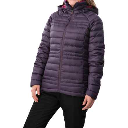 Burton [ak] Baker Down Jacket - 800 Fill Power (For Women) in Purple Label - Closeouts